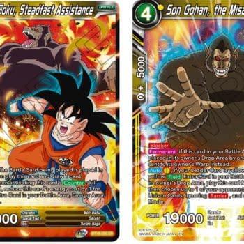 Dragon Ball Super Previews Saiyan Showdown: Gohan Goes Ape