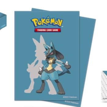 Ultra PRO to Release Lucario-themed Pokémon TCG Products