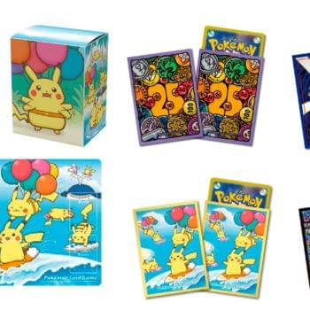 Japan Celebrates Pokémon 25th Anniversary With Special TCG Products