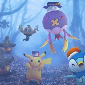 Where is Spiritomb in the Pokémon GO Halloween Event 2021?