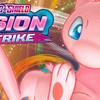 Pokémon TCG Hosts Fusion Strike Pre-release This Weekend