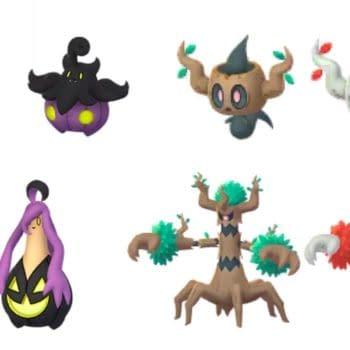 Here's How Shiny Phantump & Pumpkaboo Will Look in Pokémon GO