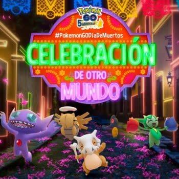 Pokémon GO Announces Día de Muertos 2021 Event