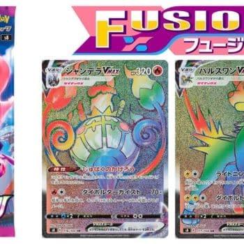 Japanese Pokémon TCG: Fusion Arts Secret Rare Reveal Part 10