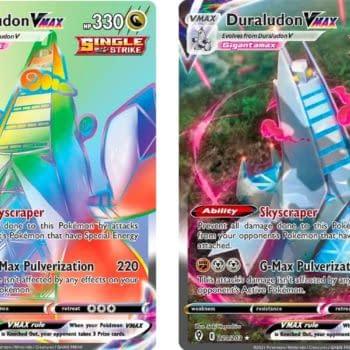 The Cards of Pokémon TCG: Sword & Shield - Evolving Skies Part 42