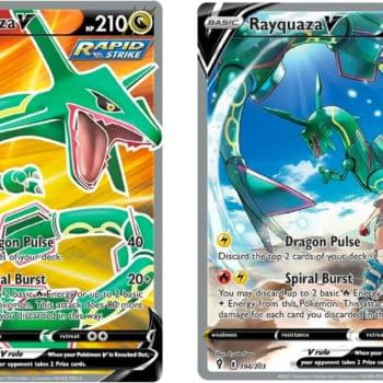 The Cards of Pokémon TCG: Sword & Shield - Evolving Skies Part 30