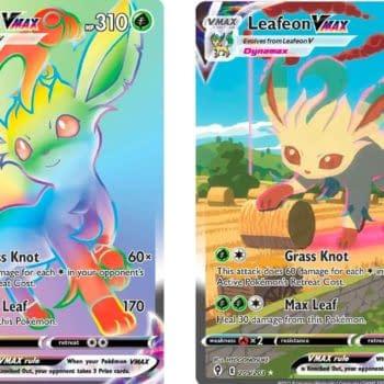 The Cards of Pokémon TCG: Sword & Shield - Evolving Skies Part 35