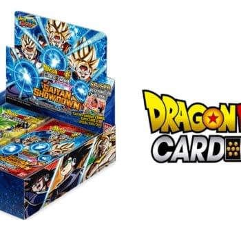 Dragon Ball Super Card Game Sets Release Date for Saiyan Showdown