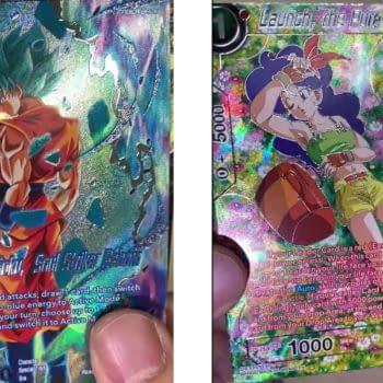 Dragon Ball Super CG Offers Peek of Collectors Selection 2 Texture
