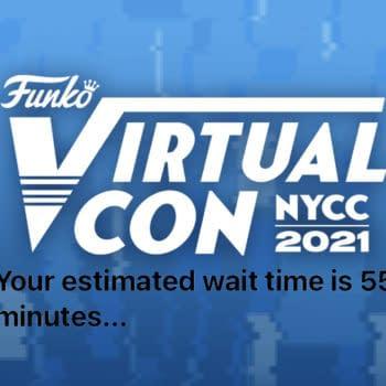 Funko Wins Award For Worst New York Comic Con 2021 Experience