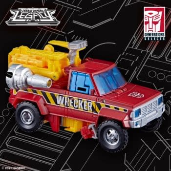 Transformers Legacy Lift-Ticket Arrives as Newest Hasbro Release