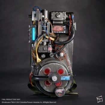 Hasbro Announces Ghostbusters Spengler's Proton Pack HasLab