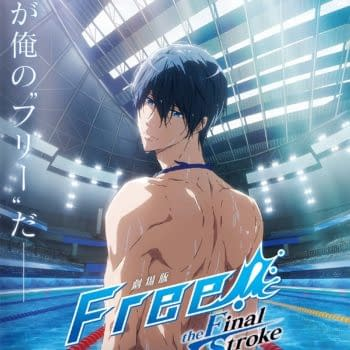 Free! The Final Stroke Anime Film Gets New Visual Teaser Trailer