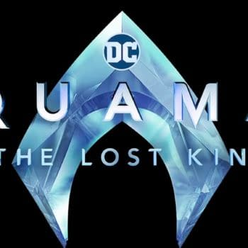 Aquaman and the Lost Kingdom Concept Art and He