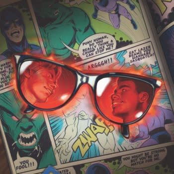NYCC: Specs, A New Queer Comic About Magical Glasses For Pride Month