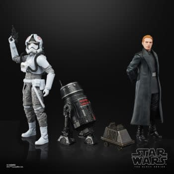 Star Wars Galaxy's Edge Black Series Figures Revealed At PulseCon