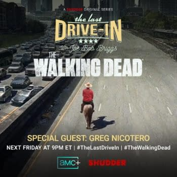 The Walking Dead Invades Joe Bob Briggs' The Last Drive-in This Month