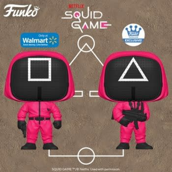 Squid Game Funko Pops Are On The Way Already