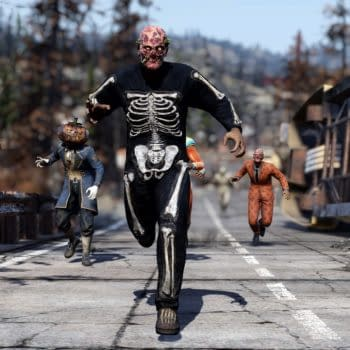 Halloween Horrors Come To Fallout 76 To Haunt The Apocalypse