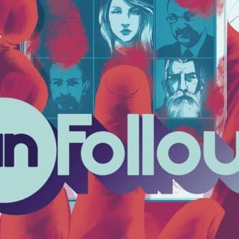 Does DC Comics Have Their Own Squid Game In Unfollow?