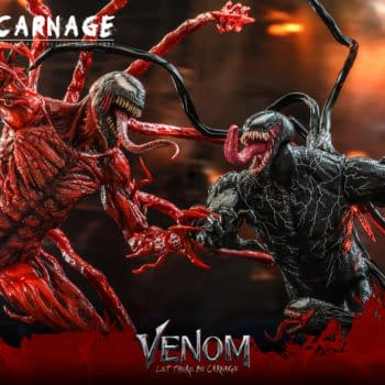 Carnage Paints the Town Red As Hot Toys Reveals A New Figure