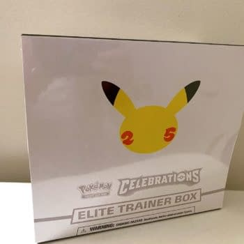 Pokémon TCG: Celebrations Early Opening: Elite Trainer Box