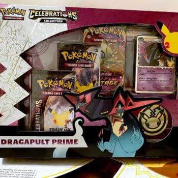 Pokémon TCG: Celebrations Opening: Dragapult Prime Collection