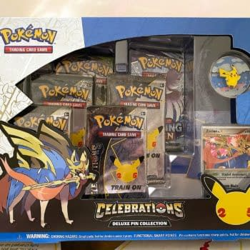 Pokémon TCG: Celebrations Opening: Deluxe Pin Collection