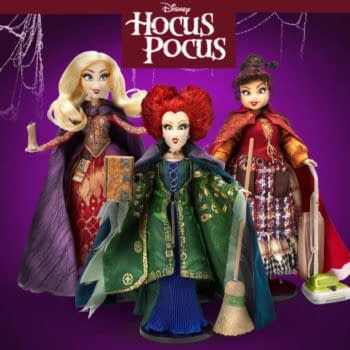Hocus Pocus Sanderson Sisters Gets Limited Edition Doll Set from Disney