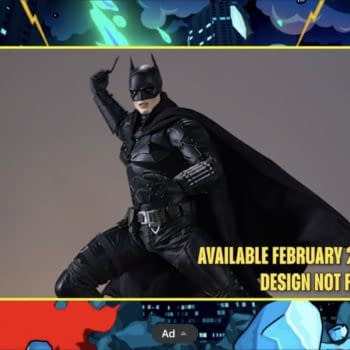 Todd McFarlane Debuts The Batman Statue and More at DC Fandome