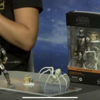 Hasbro Pulse Con 2021 Star Wars Reveals - The Black Series