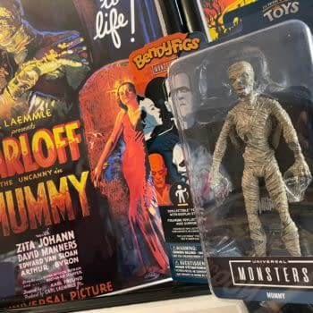 Universal Monsters Come to Life With The Noble Collection's Bendyfigs