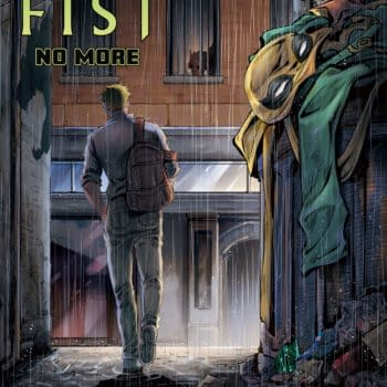 """Marvel Teases """"Iron Fist No More"""" for February 2022"""
