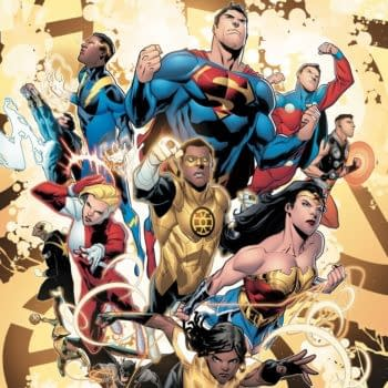 Bendis Pits Justice League Against Legion of Superheroes in January