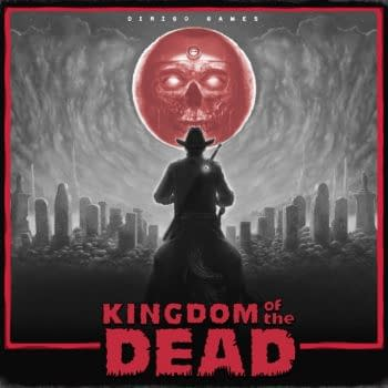 Kingdom Of The Dead Slated For January 2022 Release