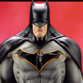 Kotobukiya Reveals Batman: The Last Knight on Earth ArtFX Statue