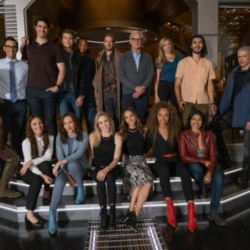 Legends of Tomorrow Cast on 100th Ep; Caity Lotz Previews Milestone
