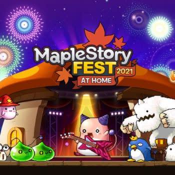 MapleStory Fest Will Return For Fourth Year In November