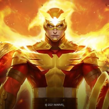 Marvel Future Fight Launches Phoenix Force Inspired Update