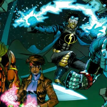 DC Fandome: Milstone Animated Film On The Way
