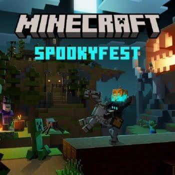 Minecraft Announces Plans For Spookyfest Across Both Games