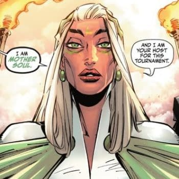 DC Comics Solicits Reveal Identity Of Mother Soul