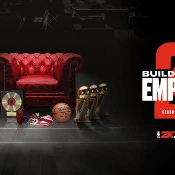 NBA 2K22 Will Launch Season 2 On October 22nd