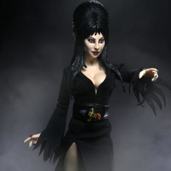 Elvira: Mistress Of The Dark Figure Coming In 2022 Form NECA