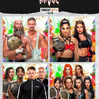 NXT Halloween Havoc Recap- New Champs, A Return, And A Killer Doll