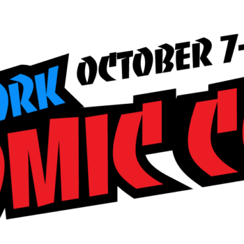 New York Comic Con 2021 Logo