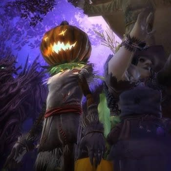 Neverwinter's Halloween Events Have Returned For 2021