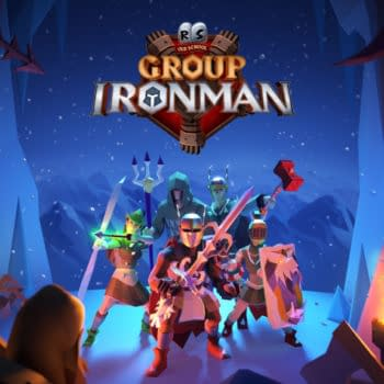Old School RuneScape Launches Group Ironman Into The Game