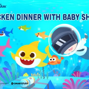 PUBG Mobile Announces New Partnership With... Baby Shark?!