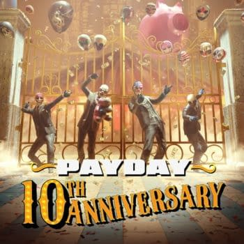 Starbreeze Studios Will BE Celebrating Payday's 10th Anniversary